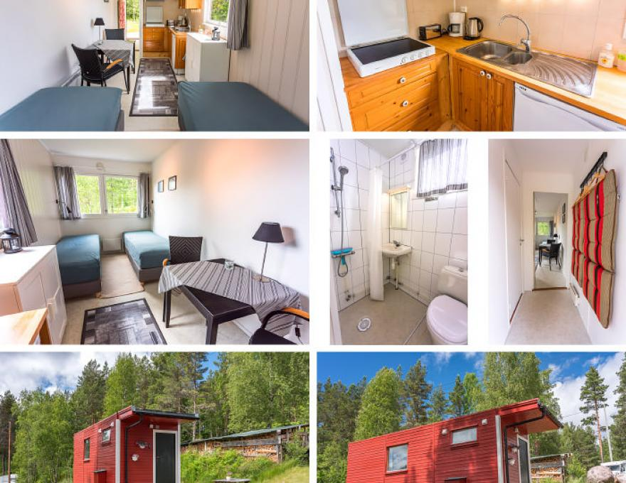 © Oddestemmen Camping- Hytte 6