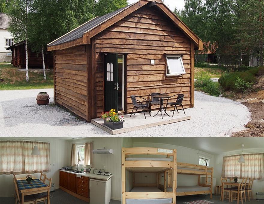 © Oddestemmen Camping- Hytte 5