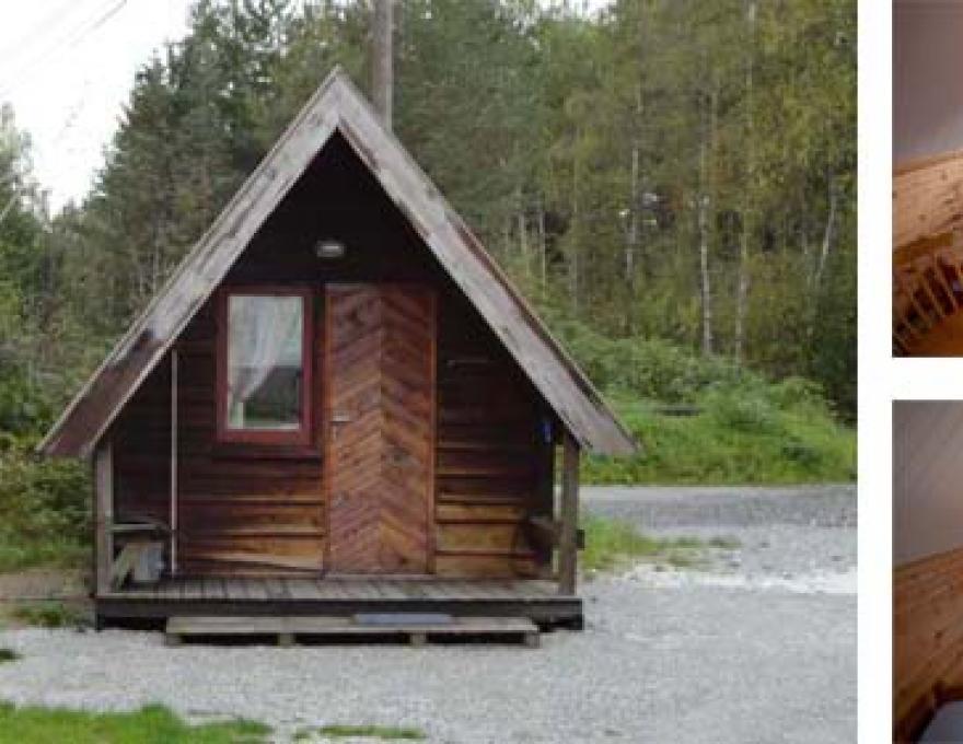 © Oddestemmen Camping- Hytte 1