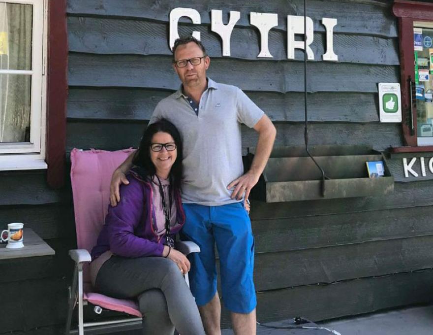 © Olden Camping Gytri