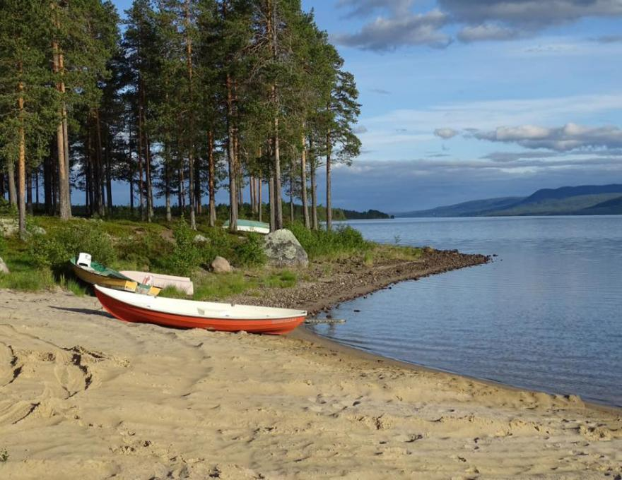 © Lake Osens Camping