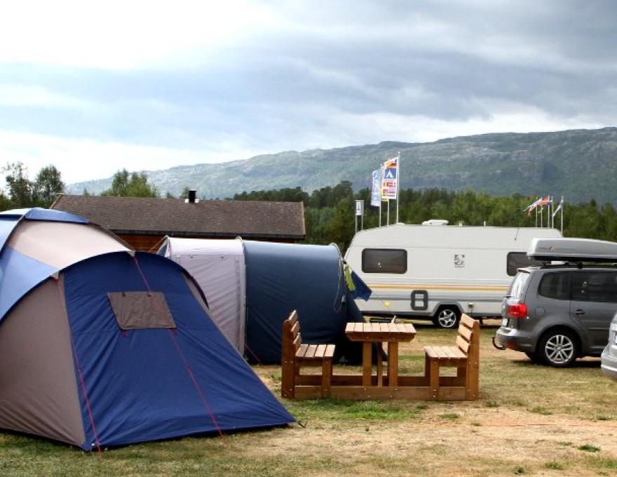 © Alta Strand Camping & Apartment