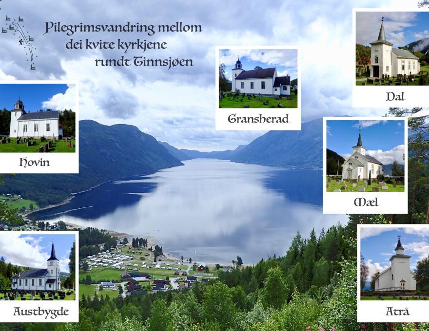 Bedevaart rond Tinnsjøen