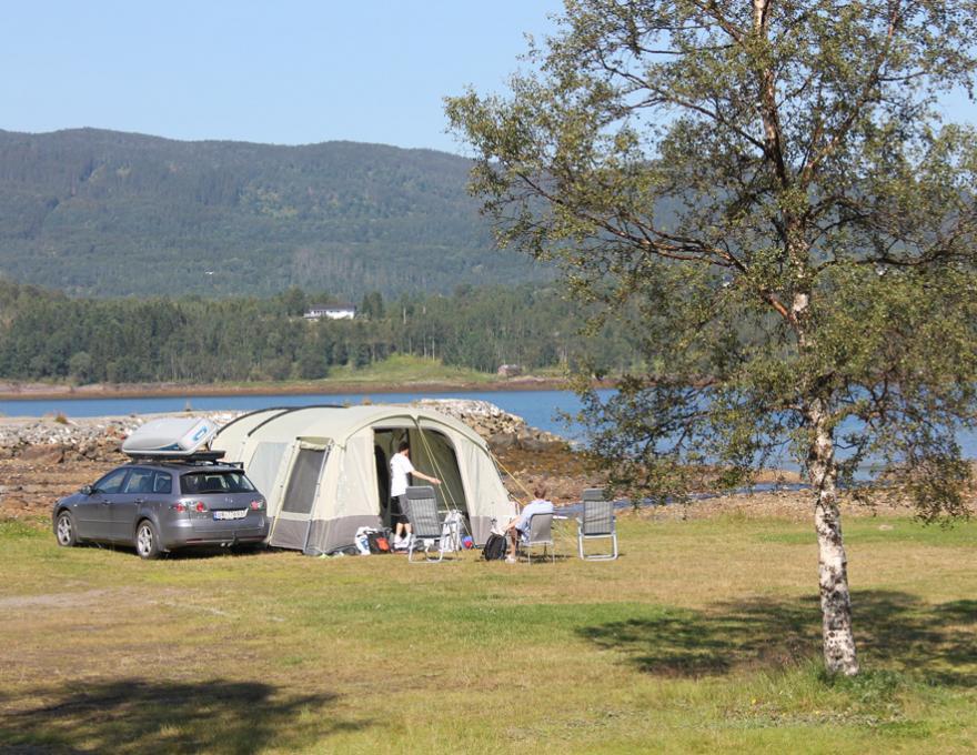 © Pluscamp Ballangen Camping