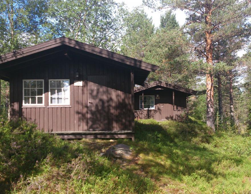 © Sæteråsen Hytter & Camping