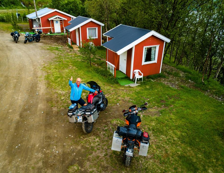 © Sandnes Fjord Camping