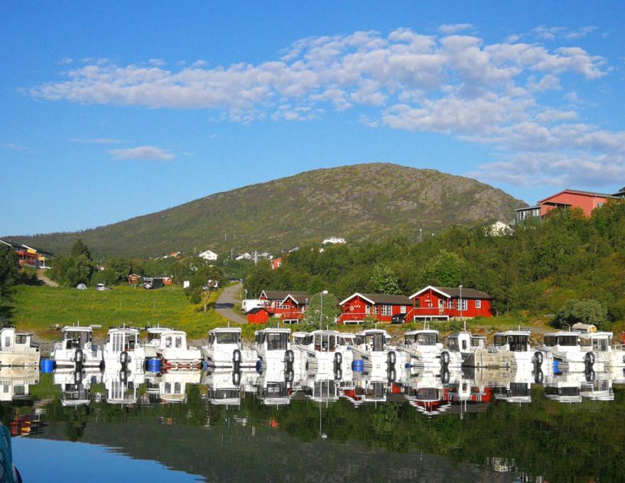 © Skjervøy visserskamp