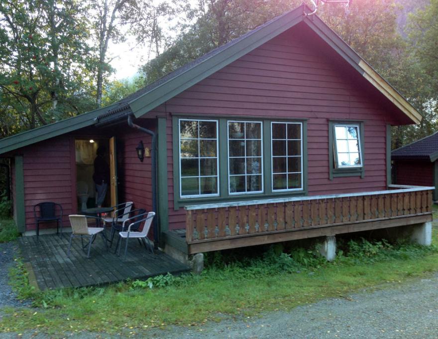 © Skysstasjonen Kro and Camping