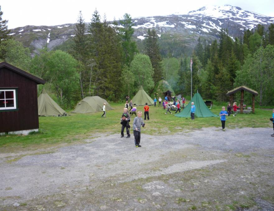 © Tosbotn Camping