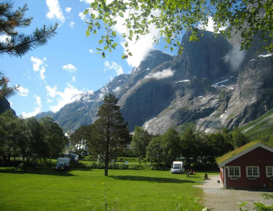 © Trollveggen Camping