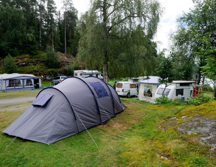 © Veganeset Camping