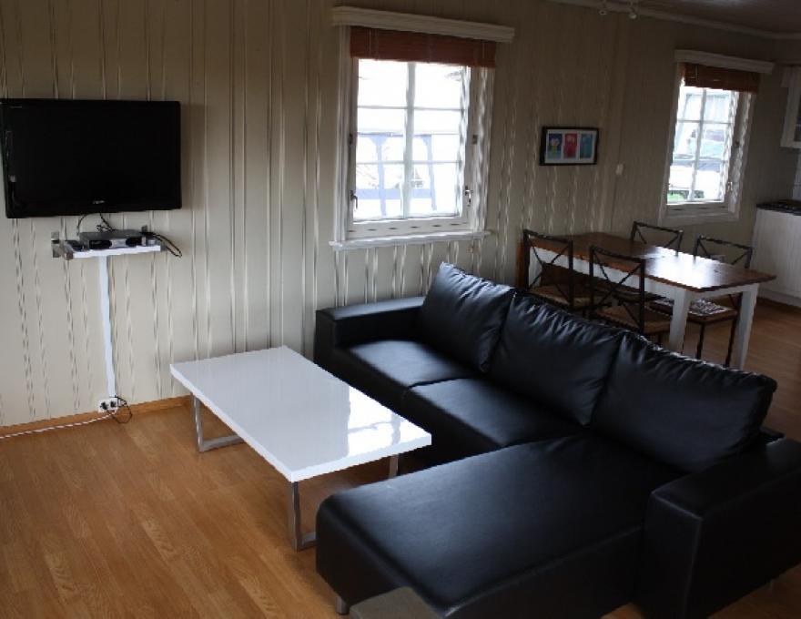 Cottage 4, © Vøra Camping