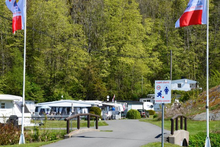 Rognstranda Camping liegt im Herzen des Rognsfjordes in Telemark und hat viele gute Angebote