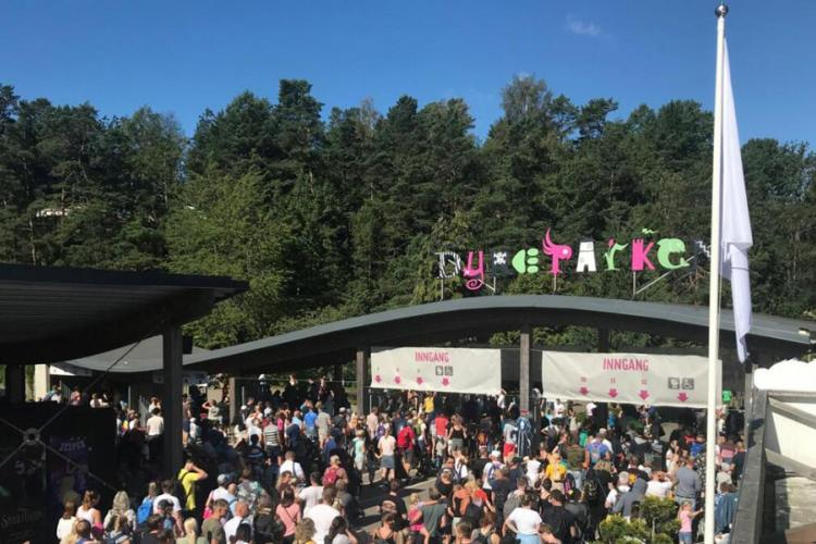 The zoo at Kristiansand has several times been named Norway's best family park