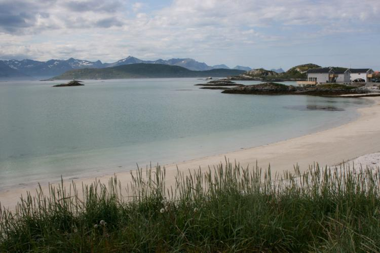 Sommarøy - idyll and white beaches