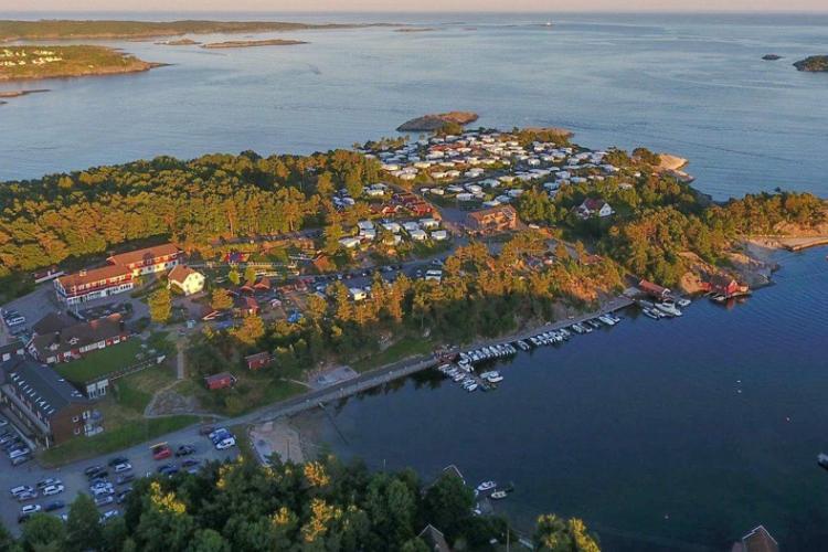 © Kristiansand Feriesenter Dvergsnestangen