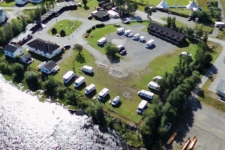 © Alta River Camping und Wohnung