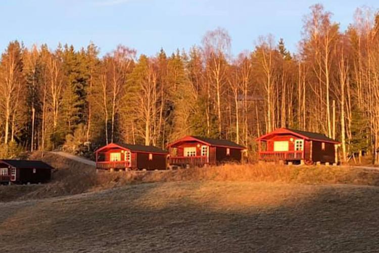 © Bokerødstranda Campinghütten