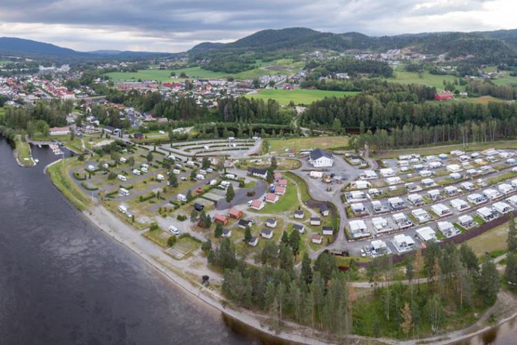 © Hokksund Camping