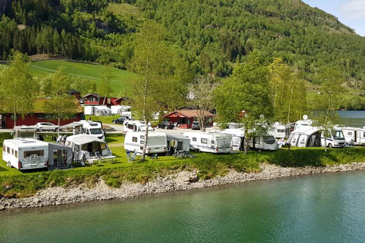 © Oldevatn Camping