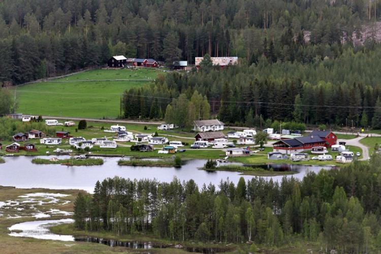 © Rokosjøen Camping
