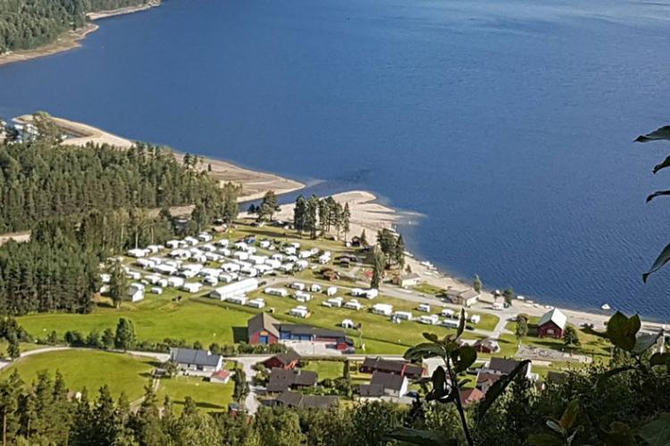 © Sandviken Camping site