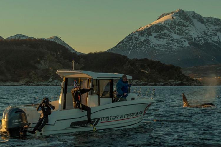 © Skjervøy Fishing Camp