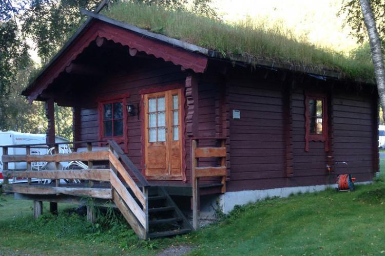 © Skysstasjonen Kro en Camping
