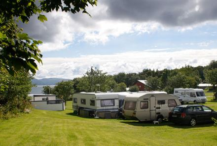 © Austrått Camping & Motel