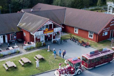 © Pluscamp Mosjøen Camping
