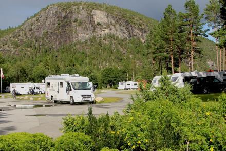 © Pluscamp Namsos Campingplatz, Fortunaweb AS