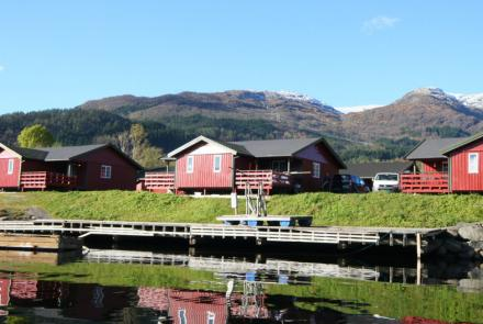 Sauda Fjord Camping