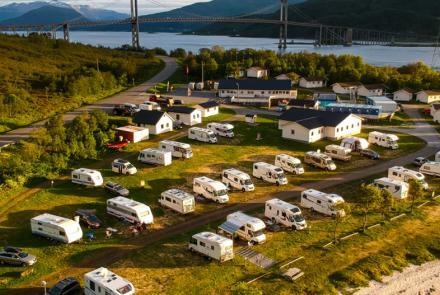 © Tjeldsundbrua camping