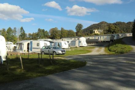 © Valevåg Camping en Hyttetun